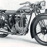 BSA B2 (1933-36)