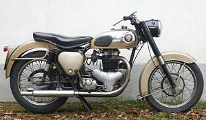 BSA A10 golden Flash (1949-61)