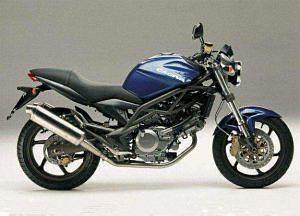 Cagiva Raptor 650 (2003-04)