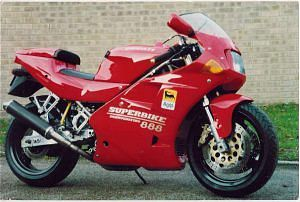 Ducati 888 Strada Biposto (1993)