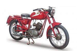 Ducati 85 Turismo / 85 Sport / 85 Bronco (85Turismo&85Sport:1958-6085Bronco:59-62)