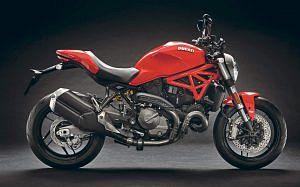Ducati Monster 821 (2017-18)