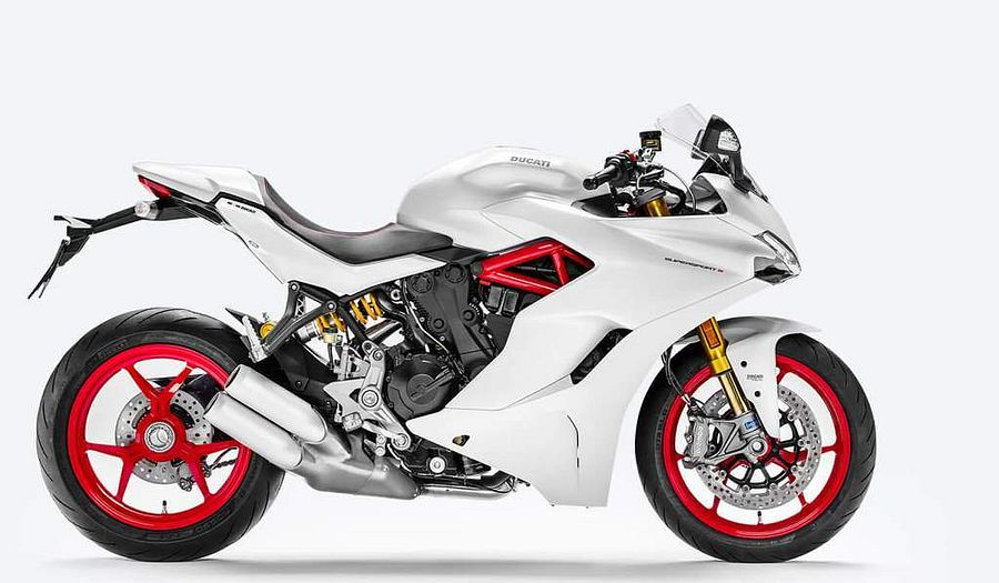 Ducati Supersport S (2017-18)