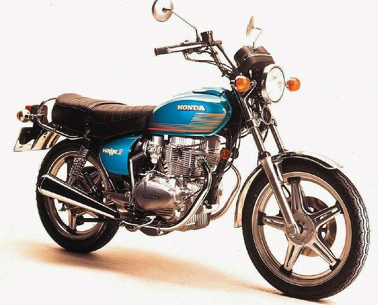 Honda CB 400T (1976-77)