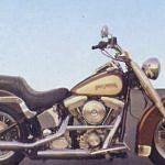Harley Davidson FLSTC 1340 Heritage Softail Classic (1986)