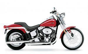 Harley Davidson FXSTS (2003-04)
