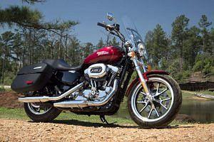 Harley Davidson XL 1200T Superlow (2016)
