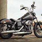 Harley Davidson Dyna Street Bob (2016-17)