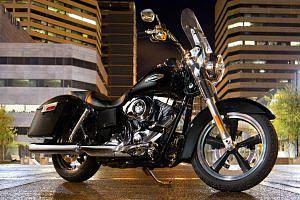 Harley Davidson FLD Dyna Switchback (2016)