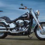 Harley Davidson Softail Fat Boy (2016)
