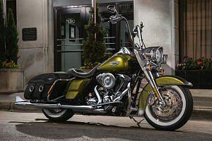 Harley Davidson FLHR Road King (2016)