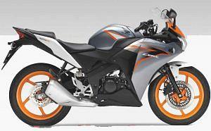 Honda CBR125 (2011)