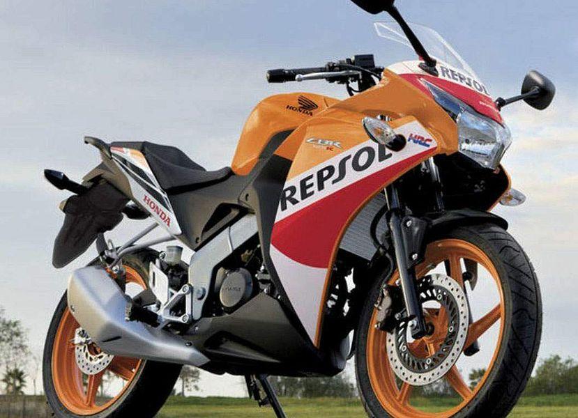 Honda CBR125 (2016)