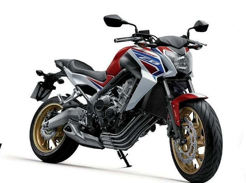 Honda CB 650F (2017-18)