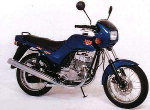 Jawa 640 Style De Lux (1999)