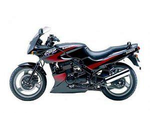 Kawasaki GPZ500S (2001-02)