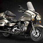 Kawasaki VN1700 Classic Tourer (2009-10)