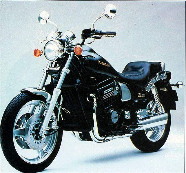 Kawasaki ZL1000 Eliminator (1987)