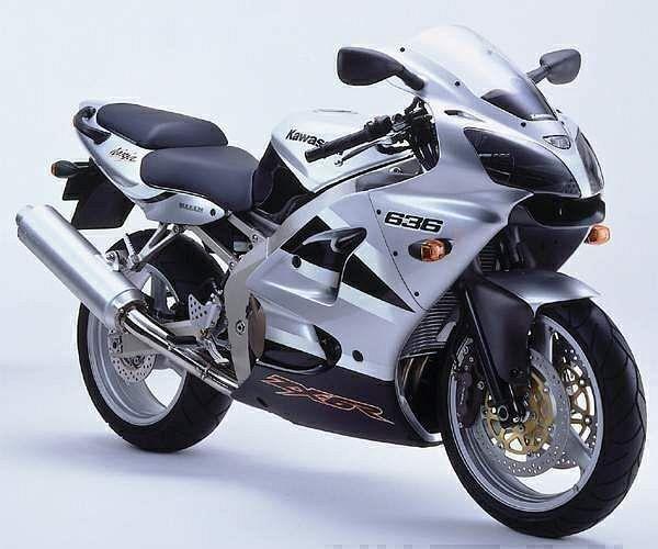 Kawasaki ZX-6R (2002)