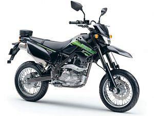 Kawasaki KLX 125 D-Tracker (2010-13)