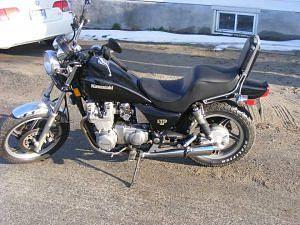 Kawasaki ZN 750 LTD (1984-85)