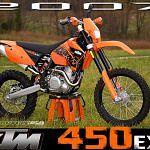 KTM 450 EXC (2007-08)