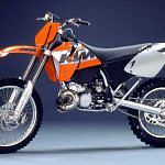 KTM 380 EXC (2002-03)