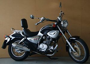 Kymco Hipster 125 (2004)