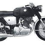 Laverda 650 Prototype (1967)