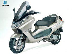 PIaggio X8 125 (2006-07)