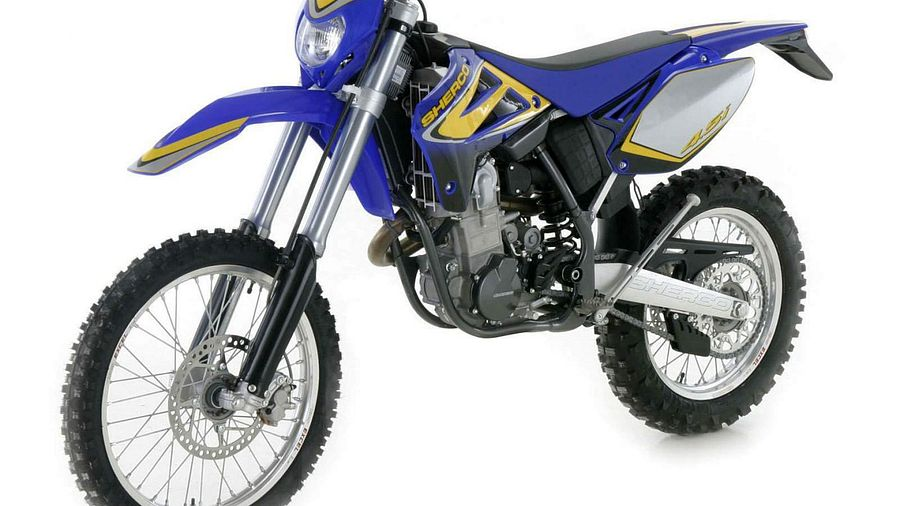 Sherco Shark Replica 125 Enduro (2004)