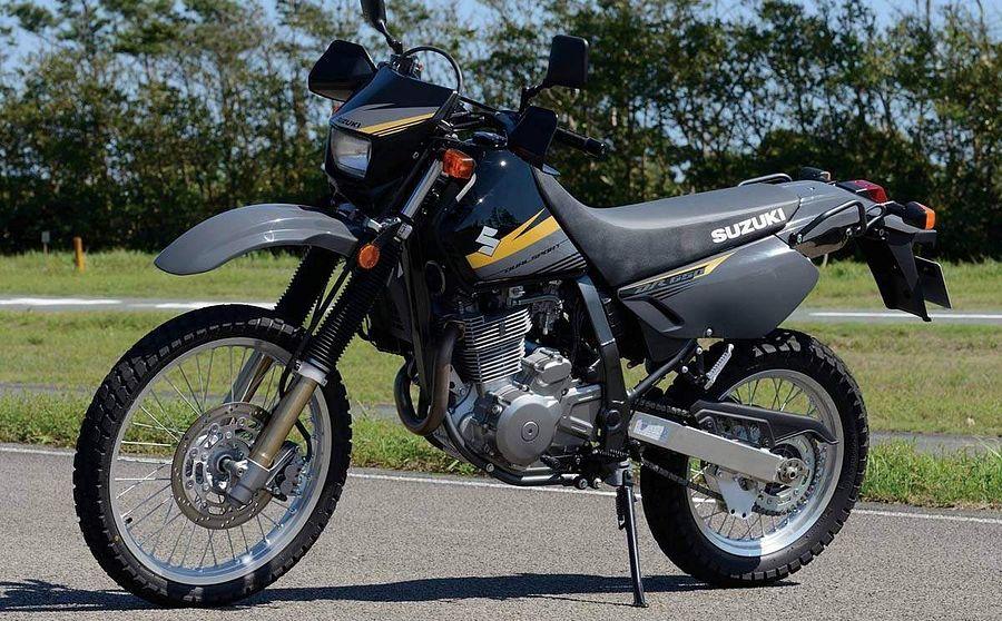 Suzuki DR 650 S (2019)