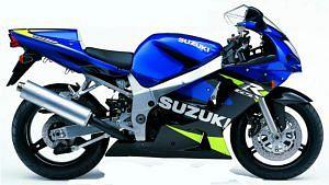 Suzuki GSX-R600 (2001)