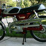 Suzuki AS50 (1968-69)