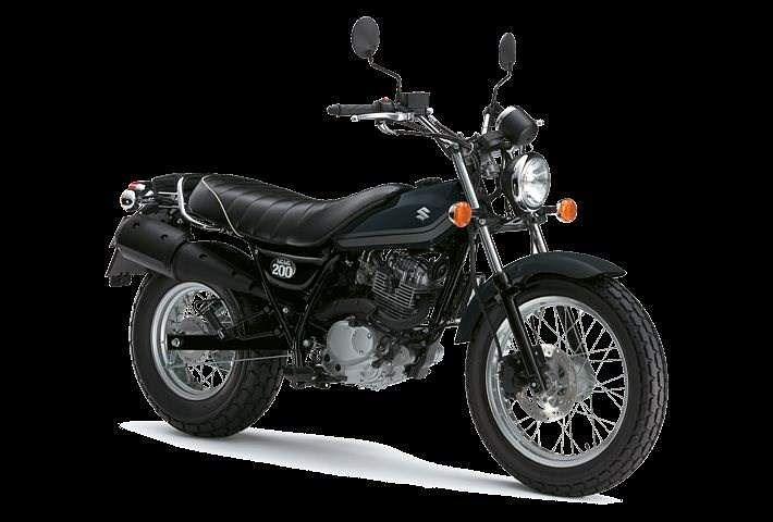 Suzuki RV 200 VanVan (2017-18)