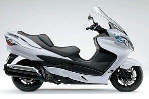 Suzuki AN 400 Burgman (2014-15)
