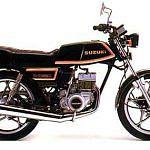 Suzuki RG125 (1980-84)