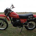 Suzuki SP 500 (1981-83)