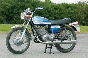 Suzuki T250 (1970-72)