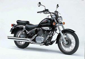 Suzuki VL250 Intruder (2005-11)