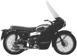 Velocette Vee Line (1958-60)