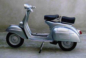 Vespa 150 Sprint (1965-79)
