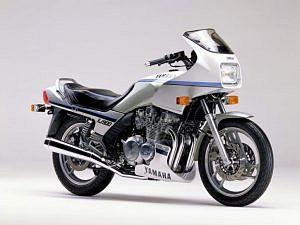 Yamaha XJ600F (1988-91)