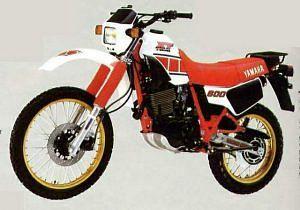 Yamaha XT600 (1984)