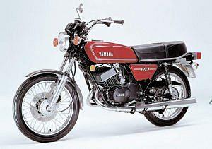 Yamaha RD250 (1976)