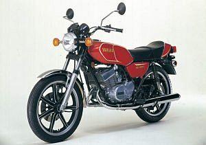Yamaha RD250 (1978)