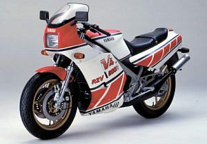 Yamaha RD350 LC (1984) - MotorcycleSpecifications com