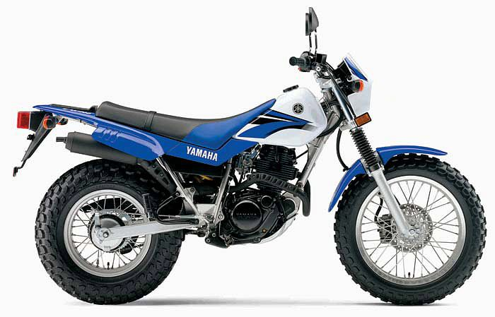 Yamaha TW 200 (2002-05)